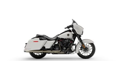 CVO Street Glide - GREAT WHITE PEARL E.40.800