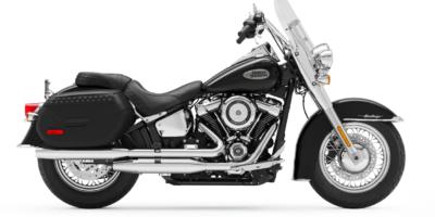 Heritage Classic - Vivid Black ( Motore 107 e finiture cromate) €23.000