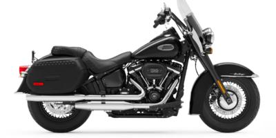 Heritage Classic - Vivid Black ( Motore 114 e finiture nere) €24.800