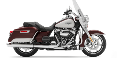 Road King - MIDNIGHT CRIMSON - STONE WASHED WHITE PEARL E. 26.100