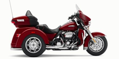 Tri Glide Ultra - BILLIARD RED E. 40.900